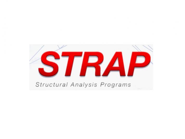 Aquisição do Software STRAP Pro 2016 e Módulo para Análise
